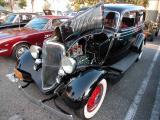 1934 Ford  - Fuddruckers Lakewood, CA Saturday night meet