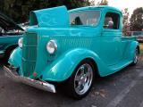 Ford - Fuddruckers Lakewood, CA Saturday night meet