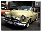 1952 Oldsmobile Super 88 Four Door Sedan - Click on photo for extensvie write up