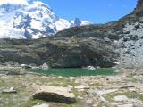 lac au gornergrat , Valais