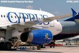 Cyprus Airways A320-231 5B-DAT Praxandros (ex YU-AOB) aviation stock photo #4788