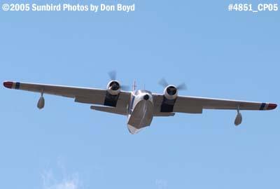 Land Air & Sea Restorations Grumman HU-16B N16HU aviation stock photo #4851