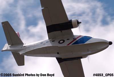 Land Air & Sea Restorations Grumman HU-16B N16HU aviation stock photo #4853