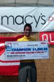 Congrats Macy!