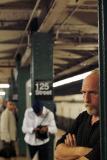 old pal on subway platform