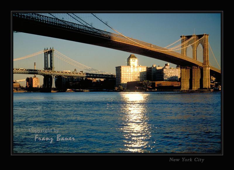 Brooklyn-Bridge,NYC