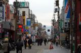 Nara's main shopping area, Sandojori