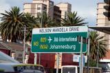 Nelson Mandela Drive, Pretoria