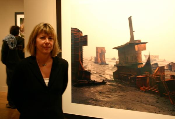 Carol McCusker<br>Curator
