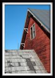 Kennecott Mine Roof