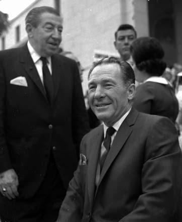 Los Angeles Mayor Sam Yorty, 1965