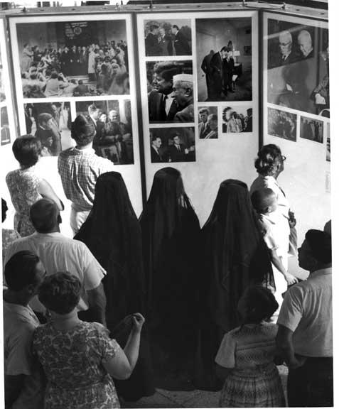 President Kennedy Exhibition