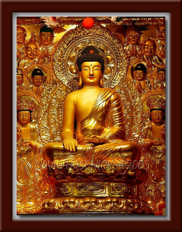 2003 - Iron Sakyamuni Buddha