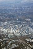 Survol de la Mongolie