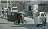 Dans les rues de Pékin