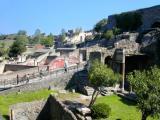 Pompeii - in the Campania region