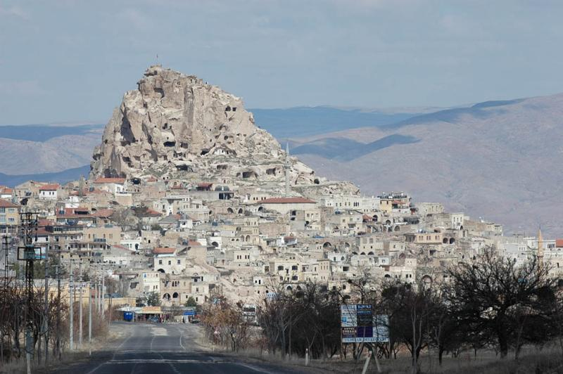 Uchisar and surroundings 6376