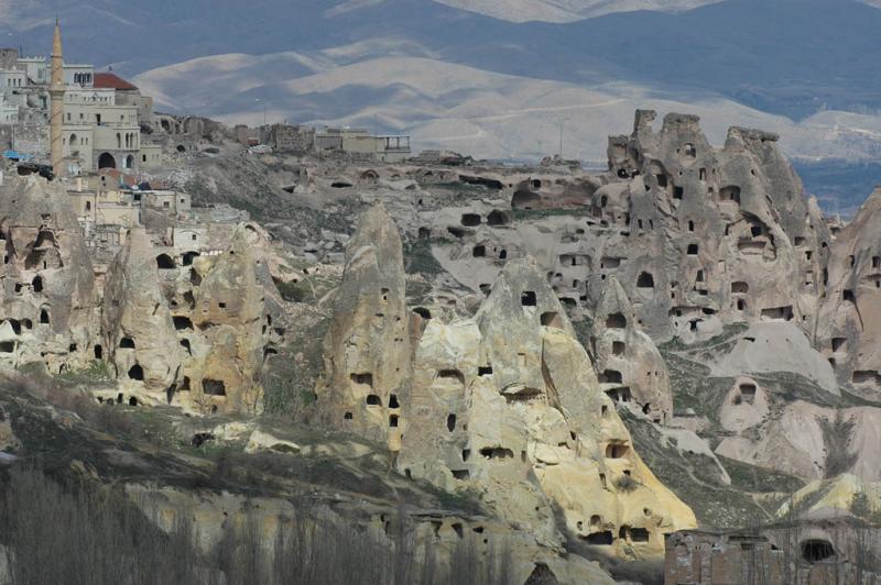 Uchisar and surroundings 6393