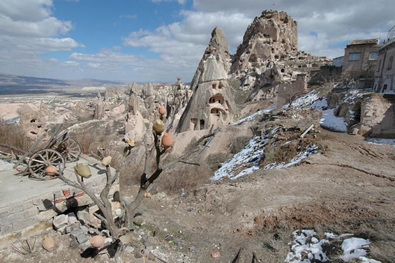 Uchisar and surroundings 6417