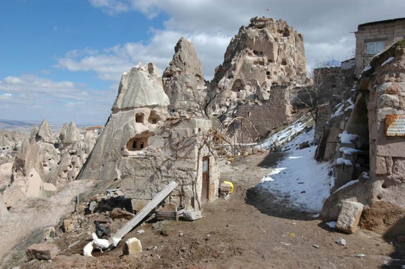 Uchisar and surroundings 6419