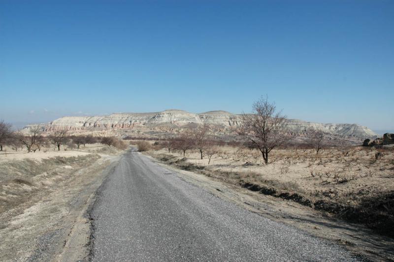 Cappadocia views from White Hill 6512