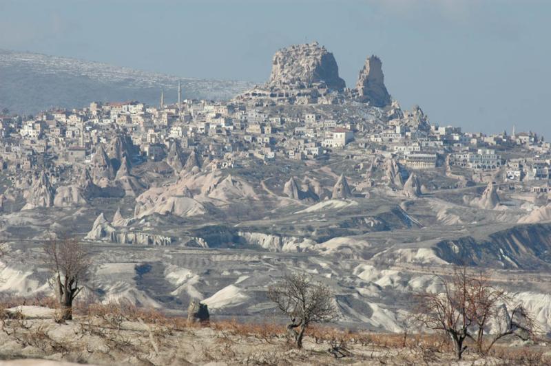 Cappadocia views from White Hill 6513