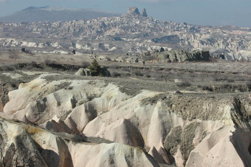 Cappadocia views from White Hill 6516