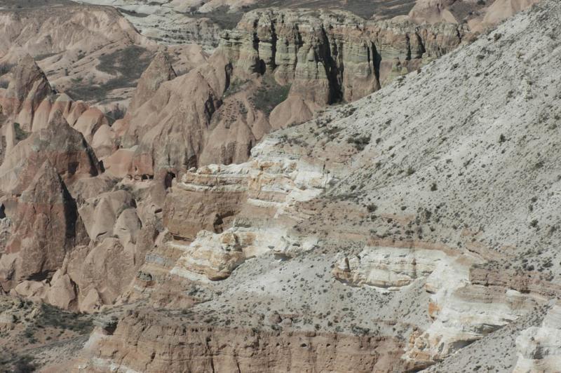 Cappadocia views from White Hill 6563