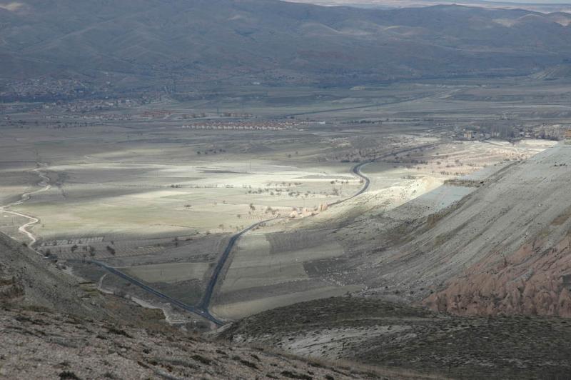 Cappadocia views from White Hill 6630