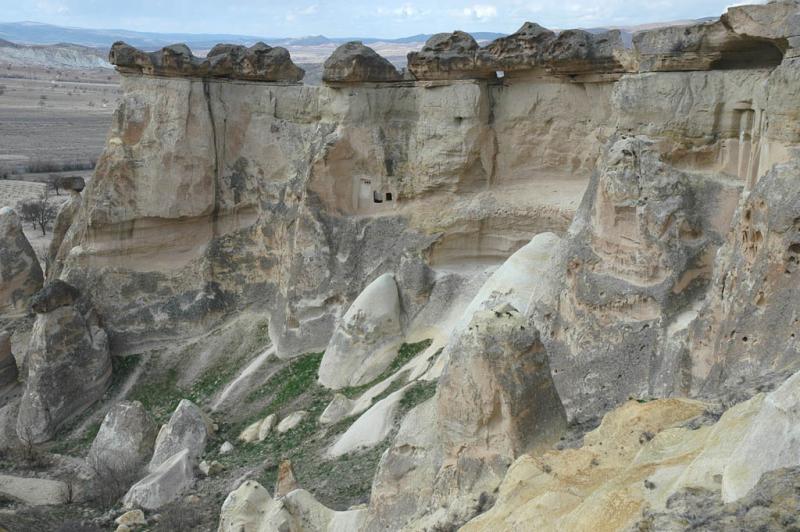 Cappadocia views from White Hill 6645