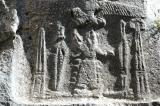 Yazilikaya procession of gods
