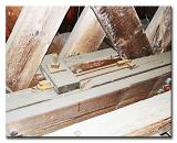 Pier Bridge  -  Beam joint retention