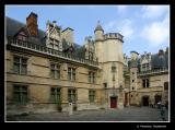 15th century Hôtel de Cluny