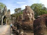 Welcome to Angkor Thom!
