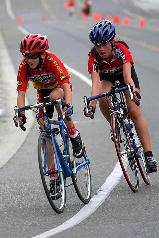 Daniel Tisdell and Kelly LaFleur