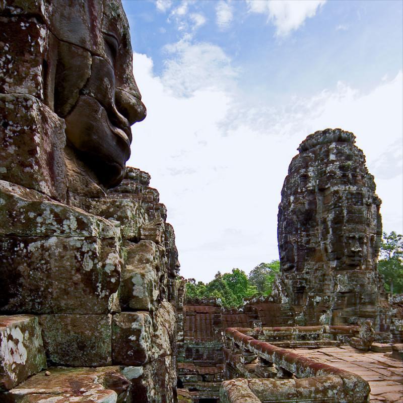 Angkorian rulers