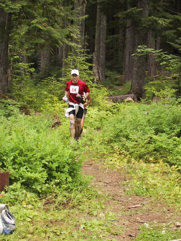 Runner #64 --Tacoma Pass (GT)