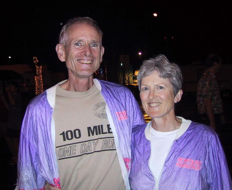 Rob & Lynda Grant -- Victoria, BC