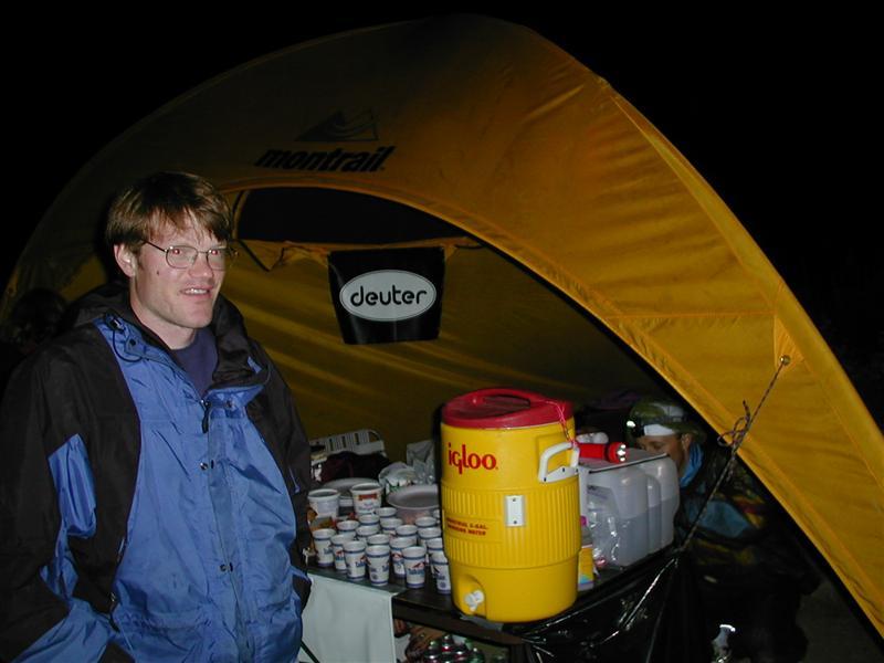 John Pearch -- Olallie Meadows, Mile 49 (RN)