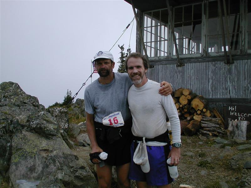 Robin Fry & pacer Mark Bodamer -- Thorpe Mt. (RN)