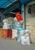 Wool/skin shop