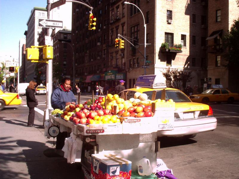 9th Street Fruit Stand
