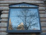 Judson Church Bulletin