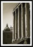 Rome in Sepia