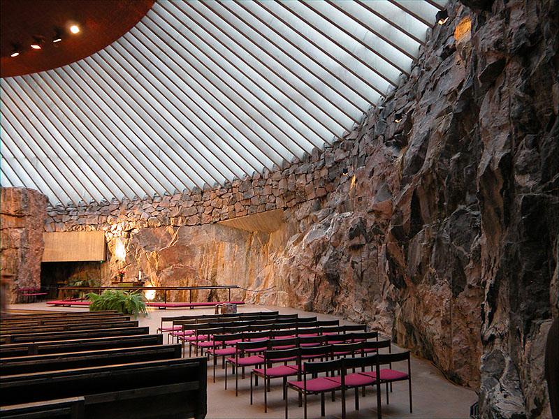 Temppeliaukio Church 3