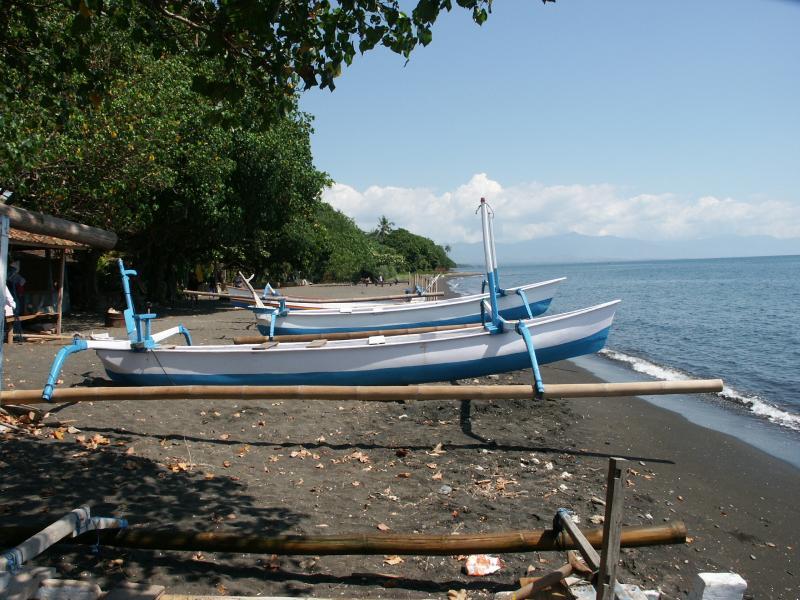 bali - a northern beach