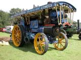 Kent Steam & Transport Rally, Detling, Kent. 11th Aug 2002