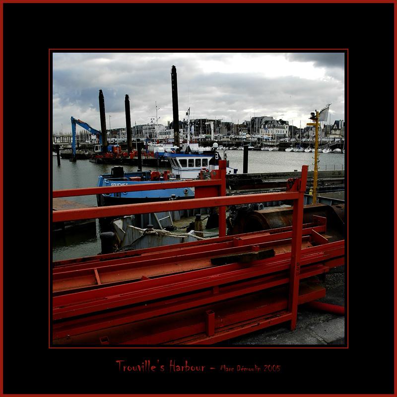 Trouvilles Harbour