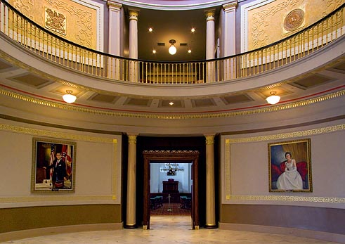 Alabama Capitol Interior 3778