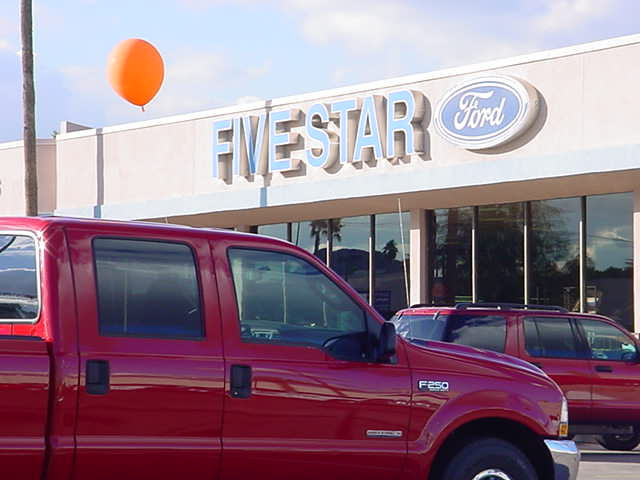 Five Star Ford<br> 480-946-3900